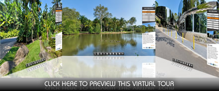 Cairns Botanic Gardens | Virtual Tours - GVG Media